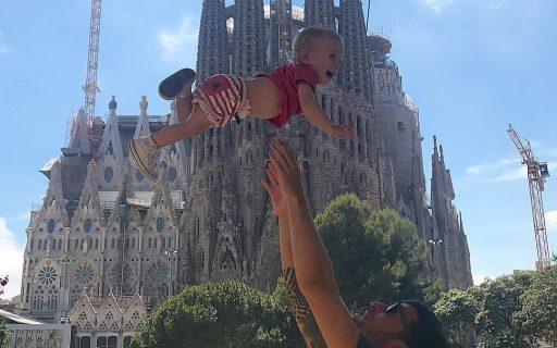 Barcelona, entre praia, football, Gaudi e tapas