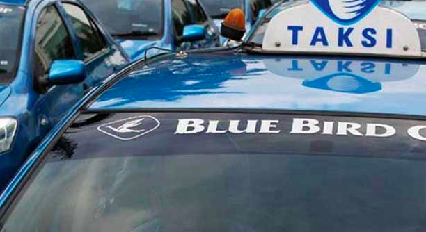 Taxi Blue Bird Group Bali