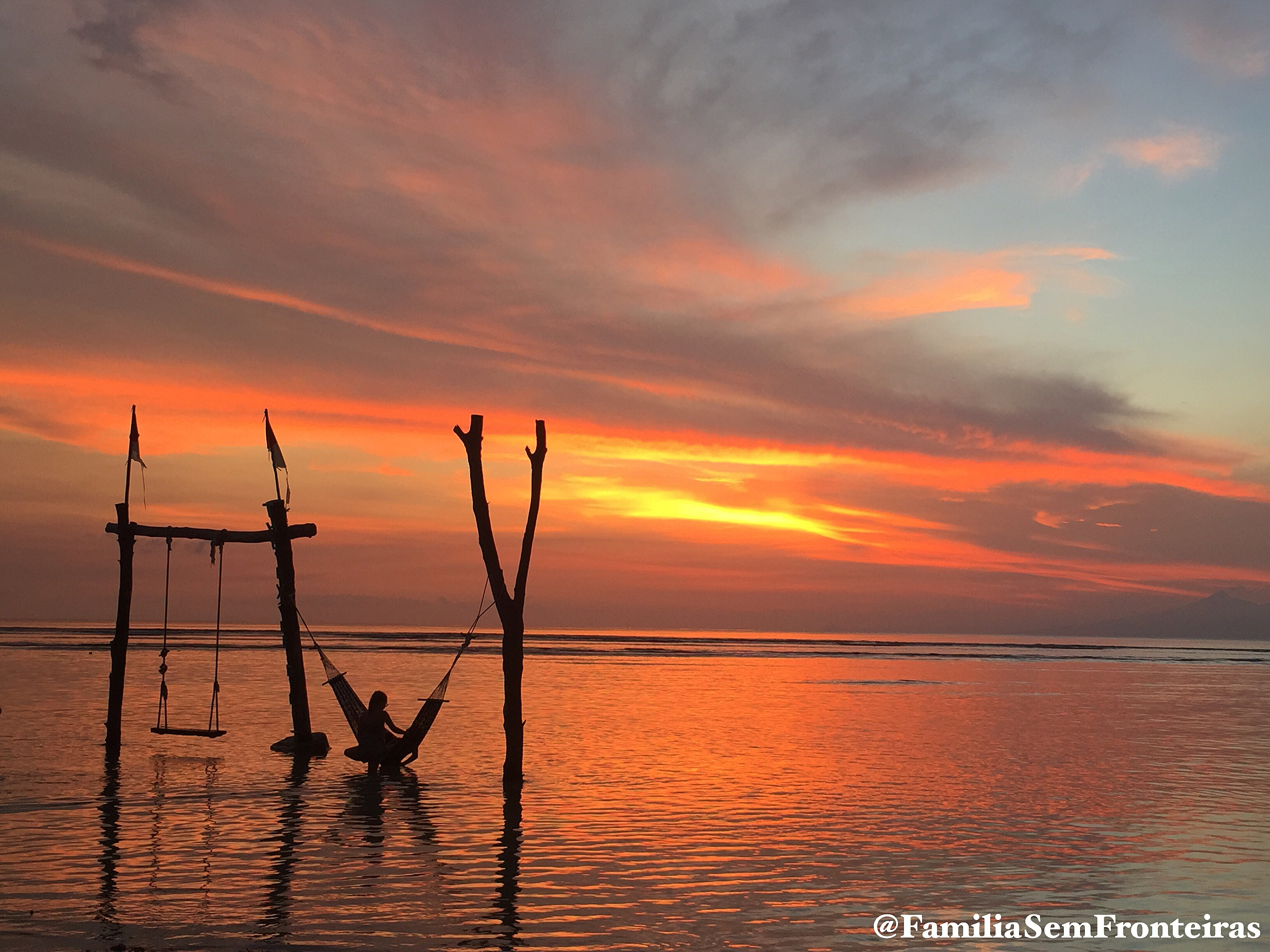 Gili trawagan Bali Lombok Indonesia