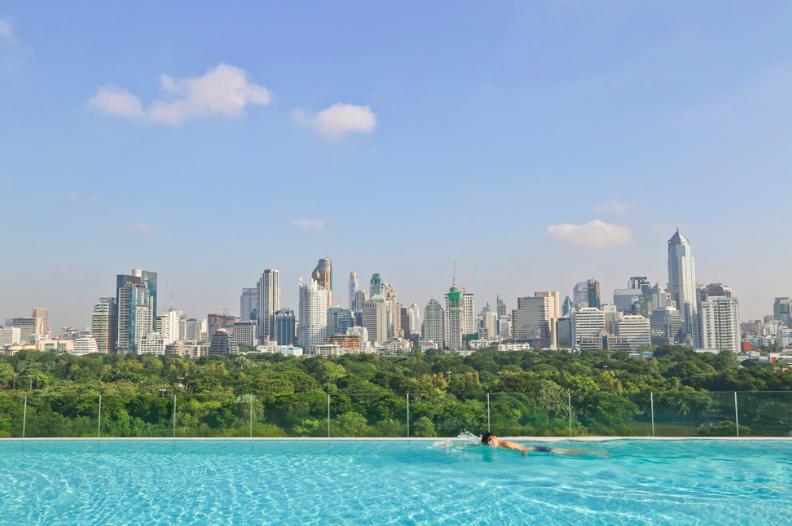Hotel incrível SO Sofitel Bangkok Tailandia