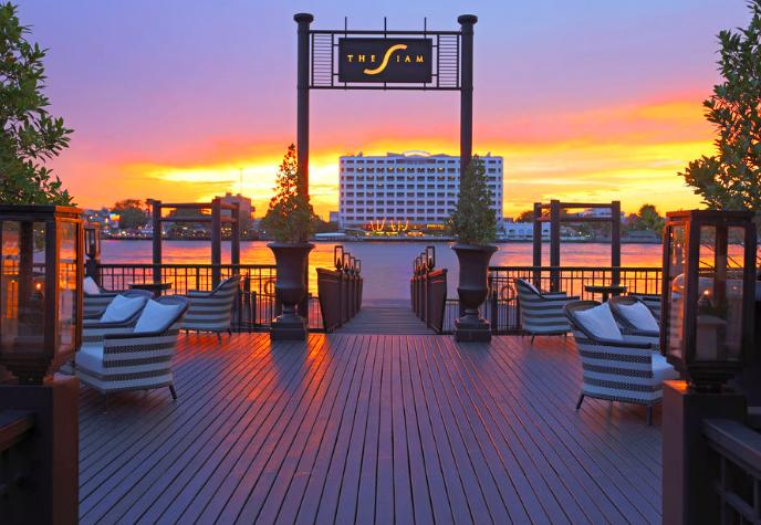 The Siam Hotel Bangkok Tailandia