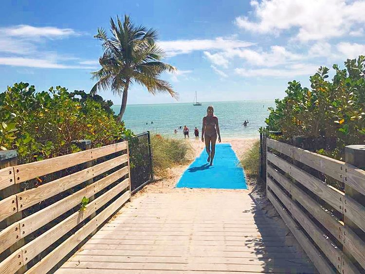 Praia de Sombrero Beach Marathon Key West