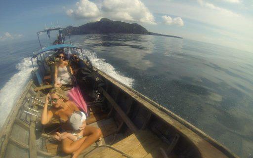 Tailândia: Como Chegar nas ilhas Phi Phi ?