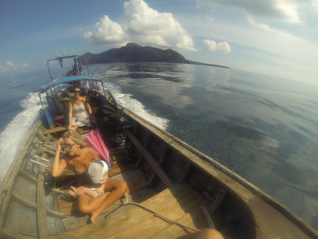 amamentar na viagem, amamentar na Tailândia