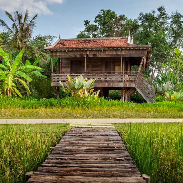 Sala lodge Hotel Siem Reap