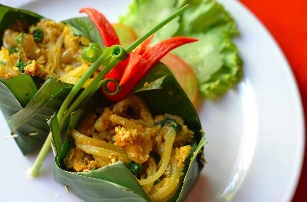 Fish Amok Siem Reap