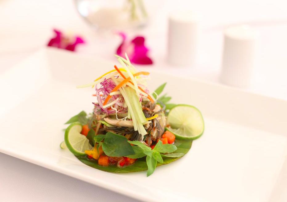 Damnak Lounge Restaurant Siem Reap