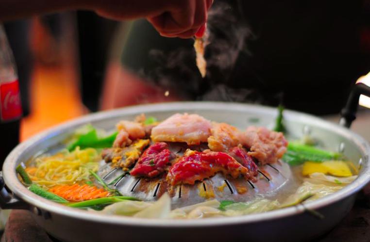Barbecue Cambojano Siem Reap