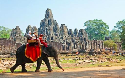 Qual Meio de Transporte para Visitar os Templos de Angkor?