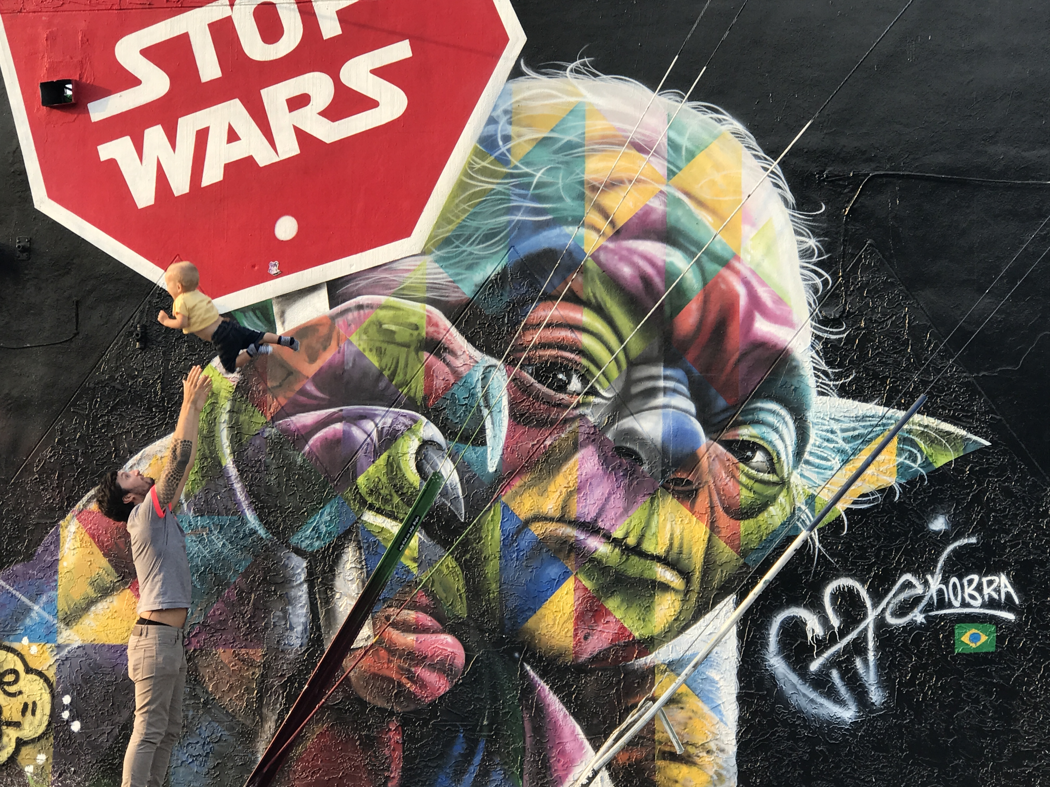 Stop Wars Wynwood Art Miami