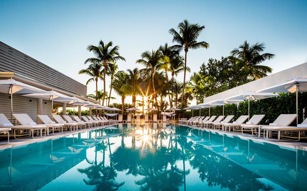 COMO metropolitan Hotel Miami