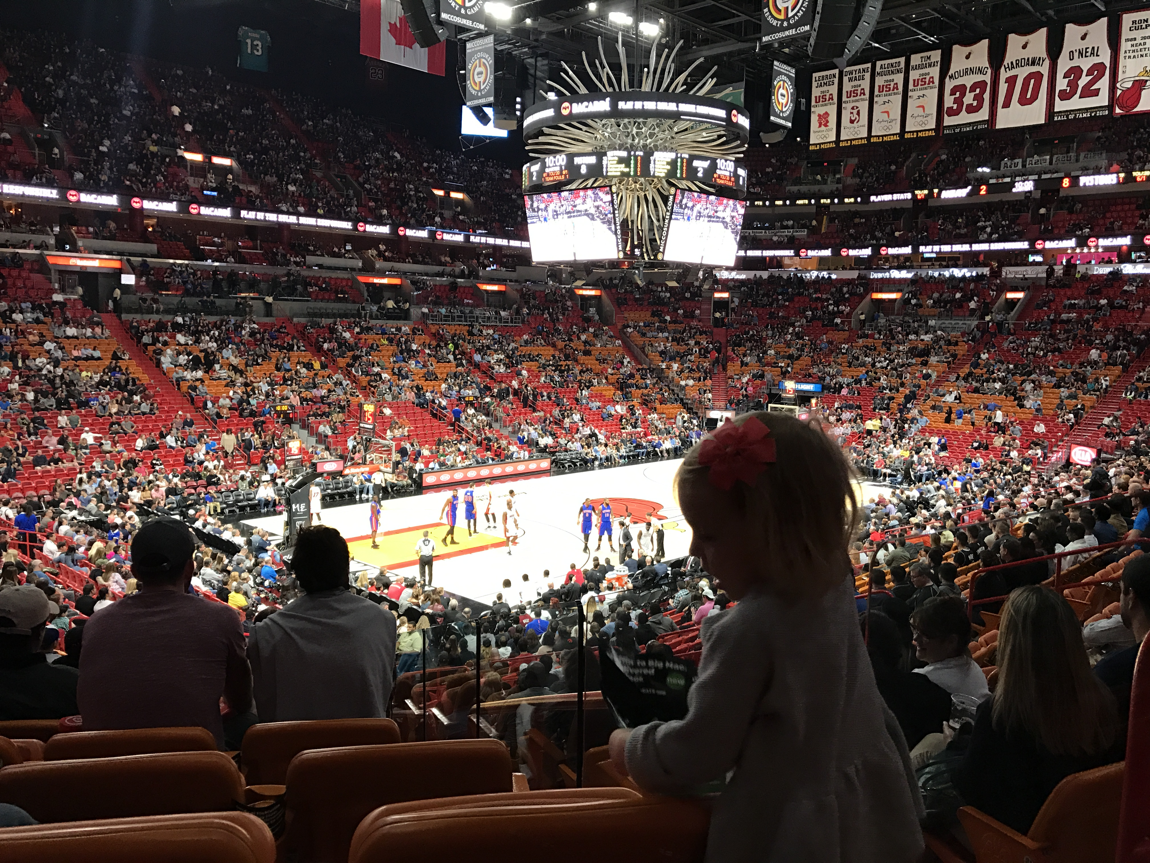 Americana Airline Arena - Heat Miami