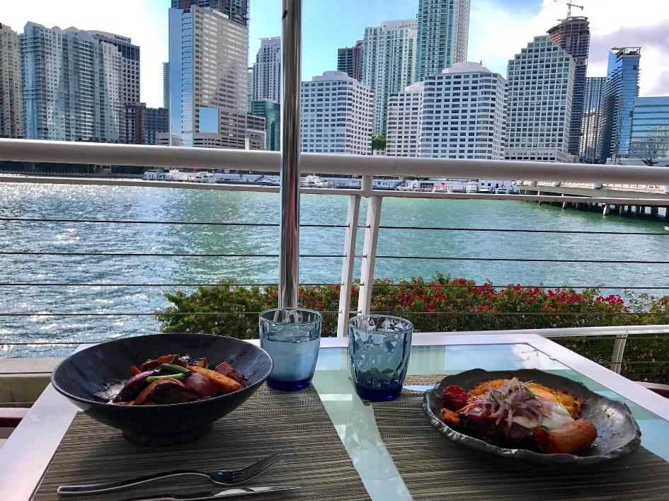 la mar Restaurante Brickell Miami