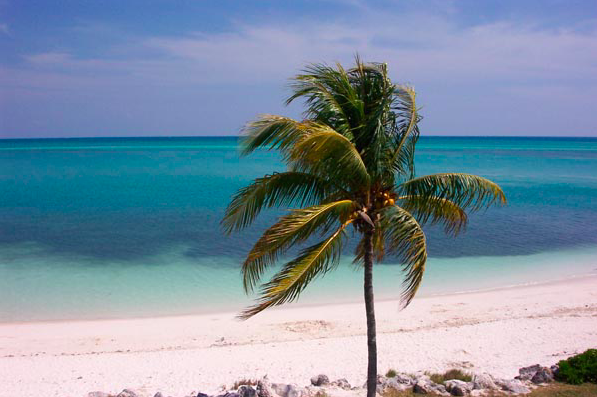 key colony beach key west- melhores praias florida keys