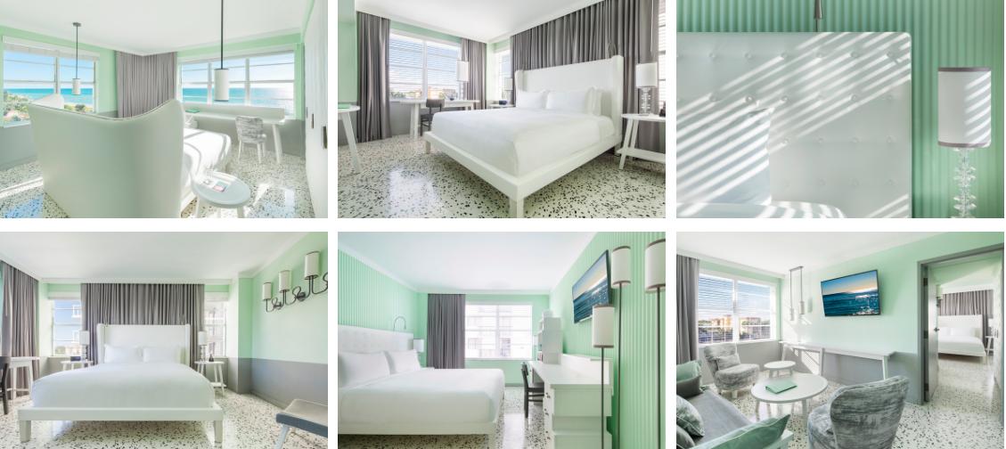 COMO metroplitan Hotel Miami Beach