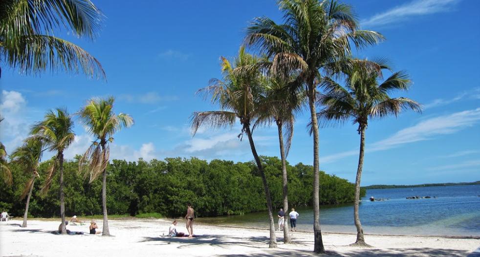 far beach - melhores praias das florida keys