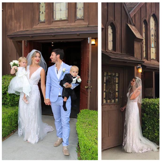 Casamento em (wedding in) Las Vegas