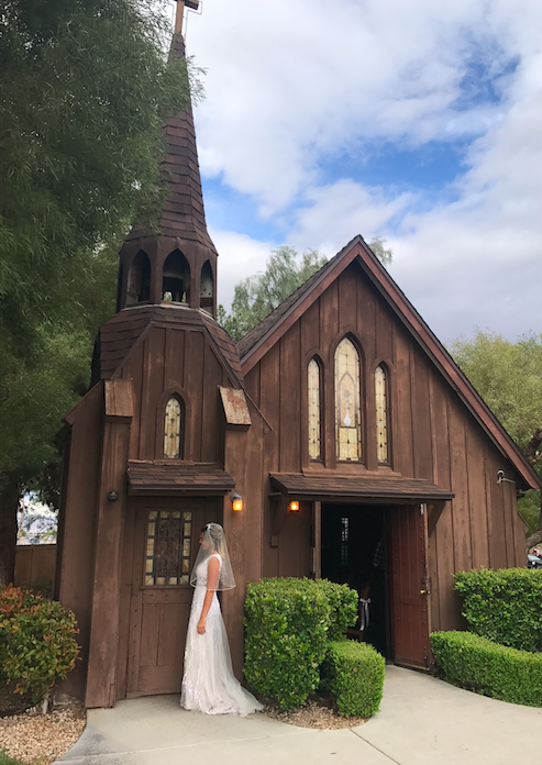 Casamento Las Vegas Capela