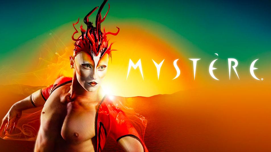 Mystère Cirque du soleil Las Vegas