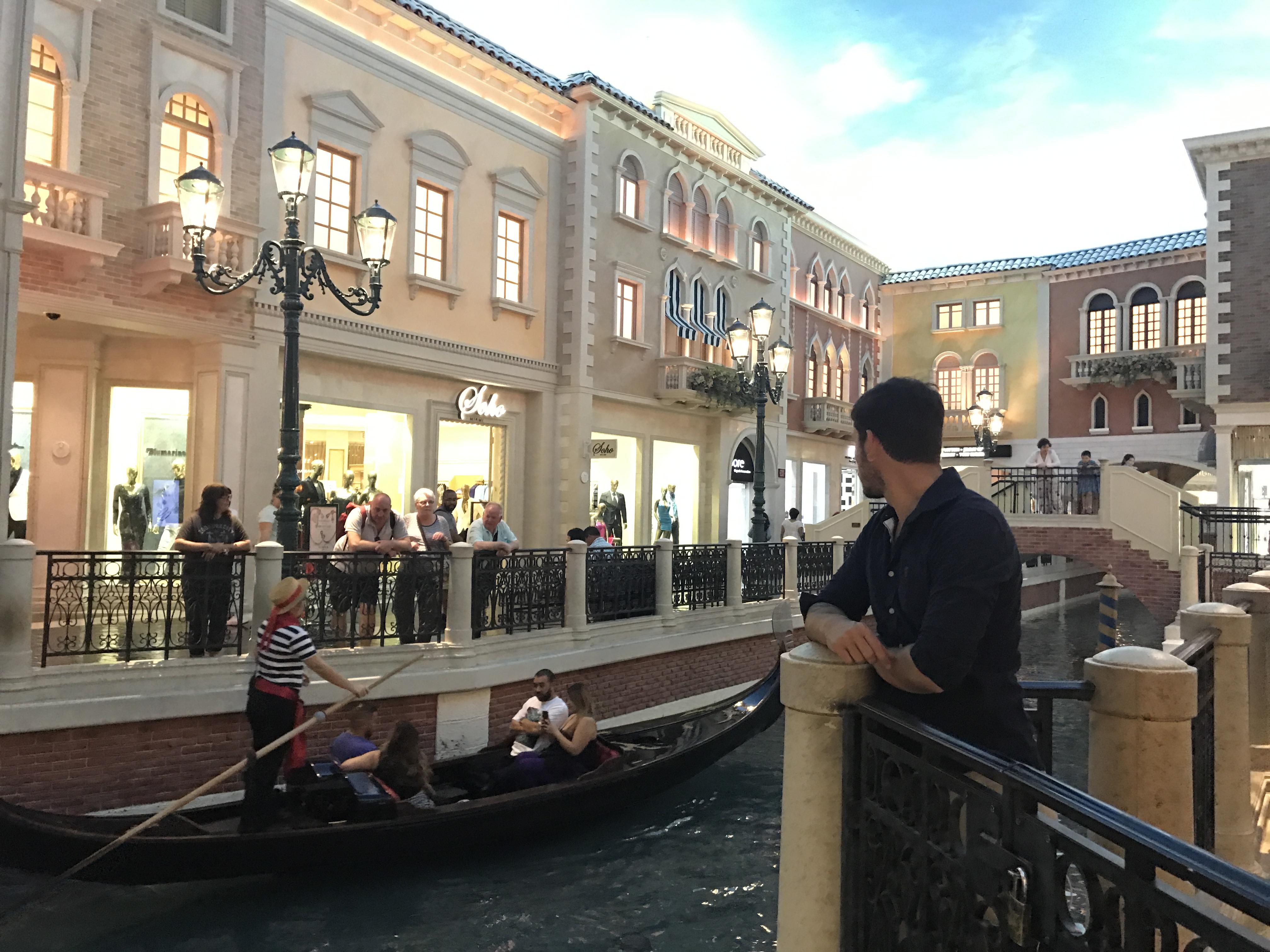 Venice Venetian Hotel Las Vegas