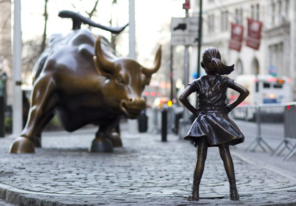 Touro de Wall Street New York city