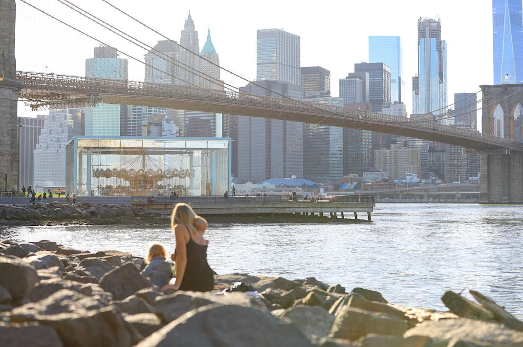 Brooklyn park - atividades de graça New York