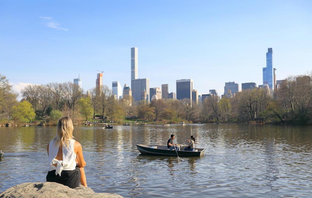 central park New York - atividades de graça New York