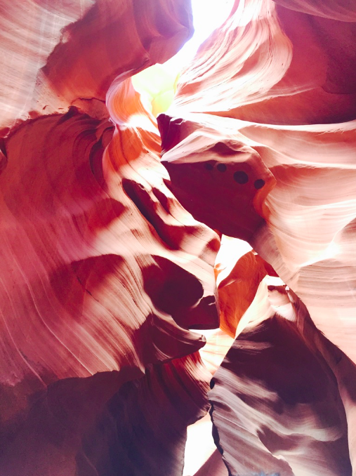 Antelope Canyon - Page - Arizona