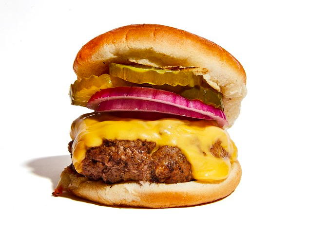 J.G Melon melhor hamburger Nova York