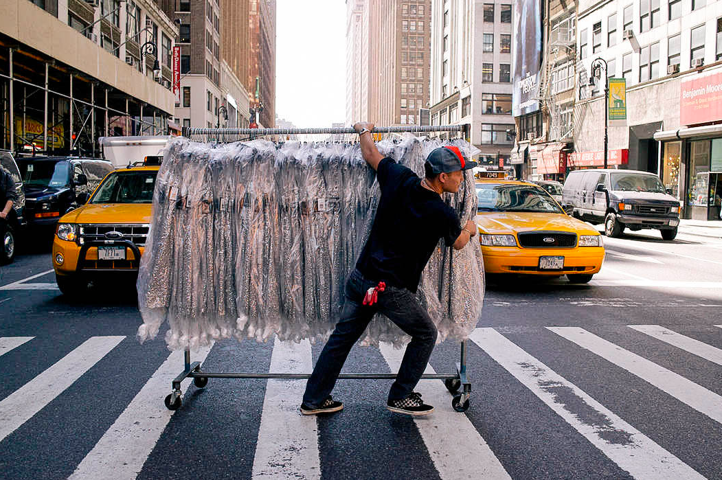 garment district melhor bairro New York