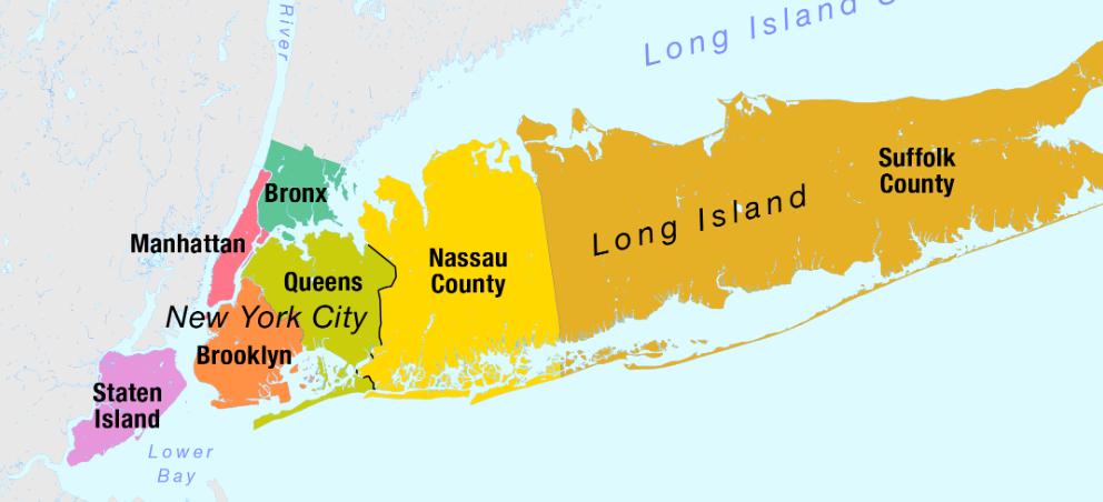 bairro de Long Island - melhor bairro onde se hospedar em Nova York