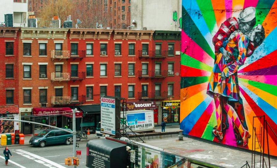 Chelsea - melhor bairro onde se hospedar em new York