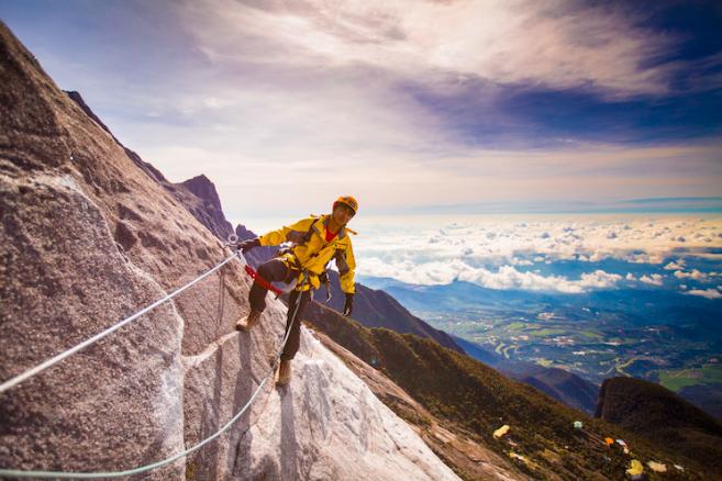 Monte Kinabalu - guia de borneo