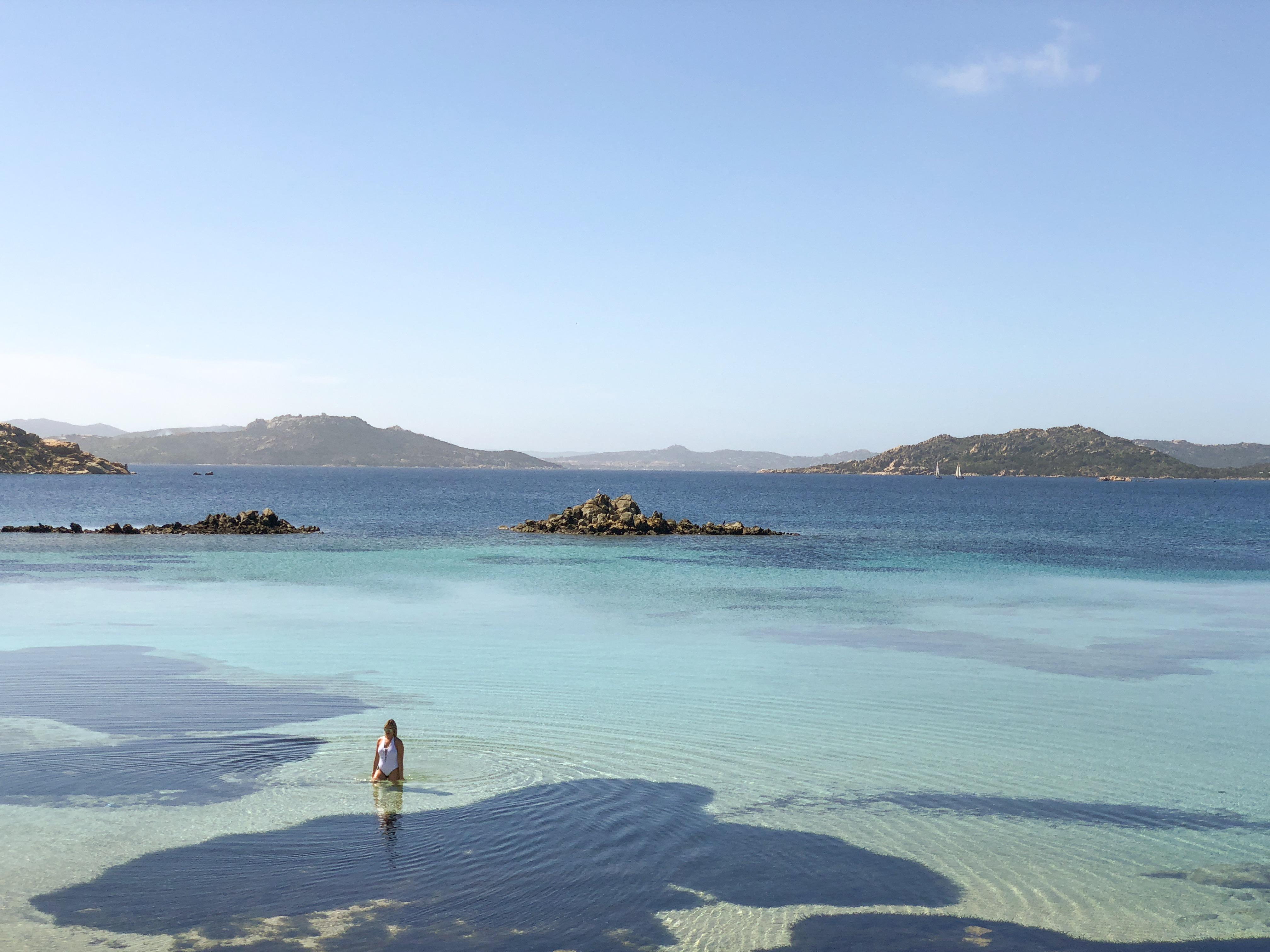 arquipélago la maddalena sardenha