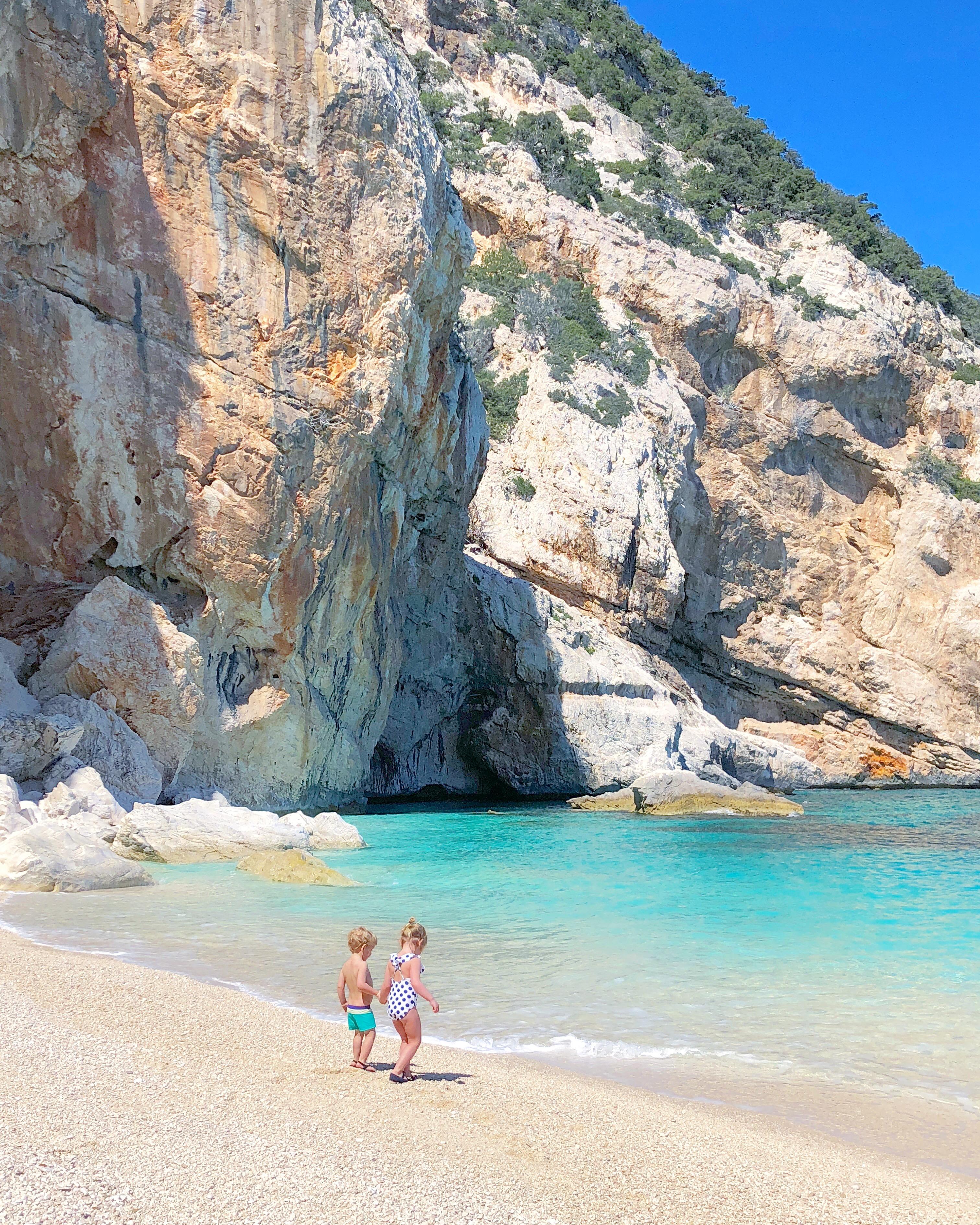 melhores praias sardenha