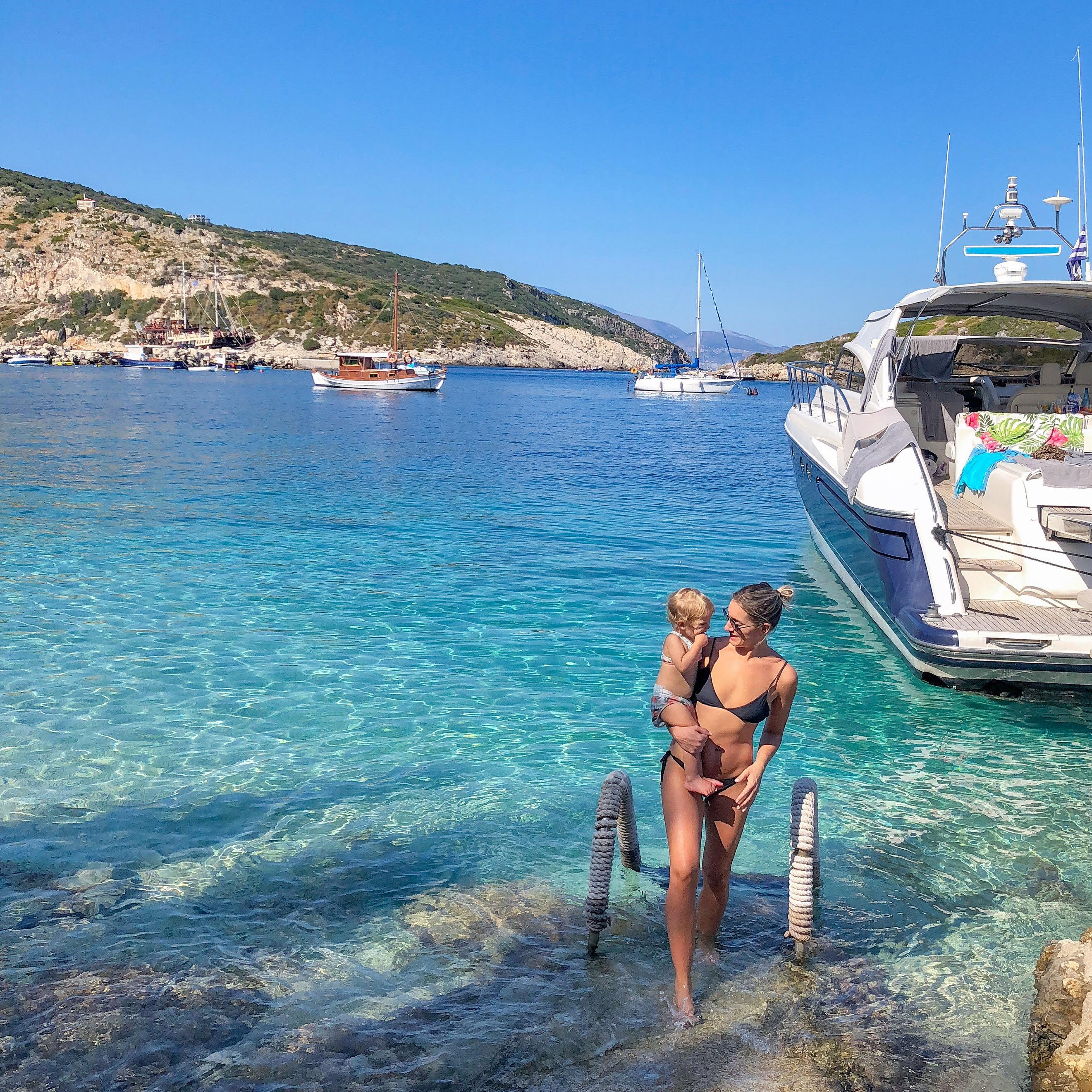 melhor destino de praia na Europa , Grecia