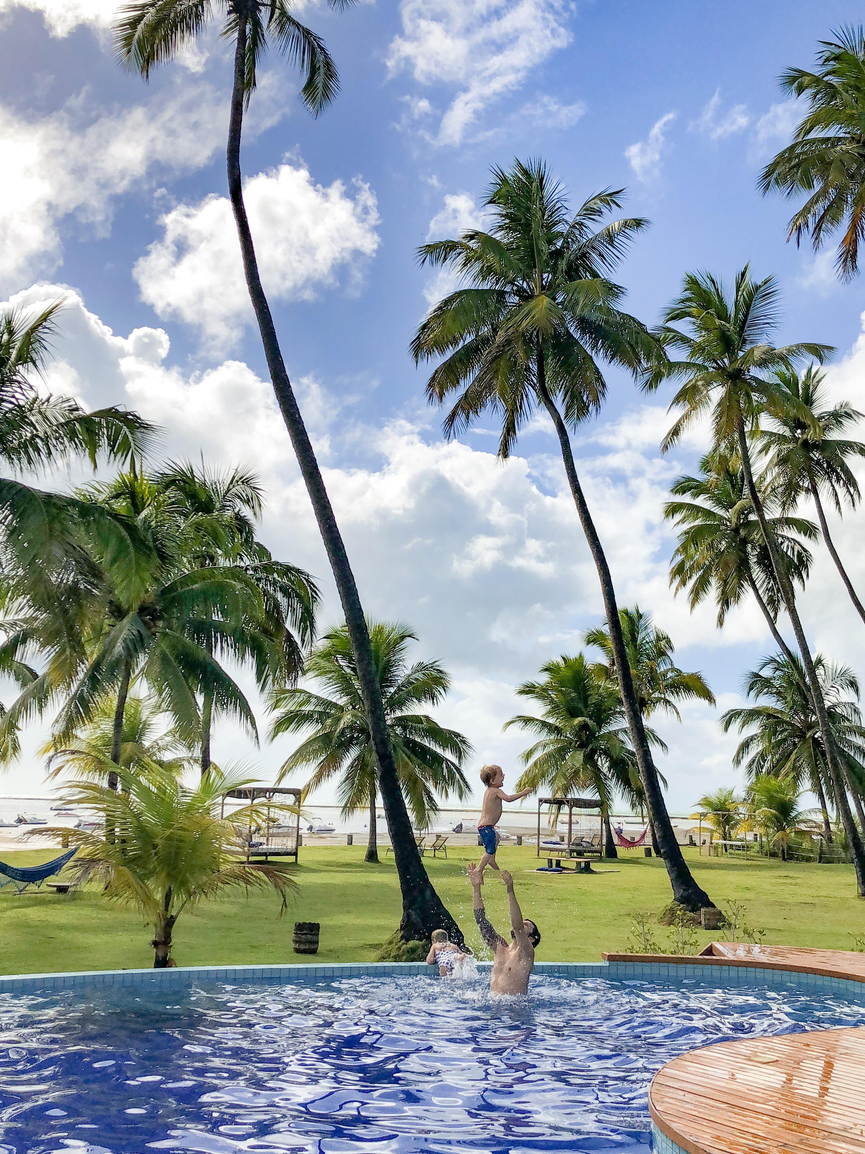hotel praia dos carneiros - pousada paraíso carneiros