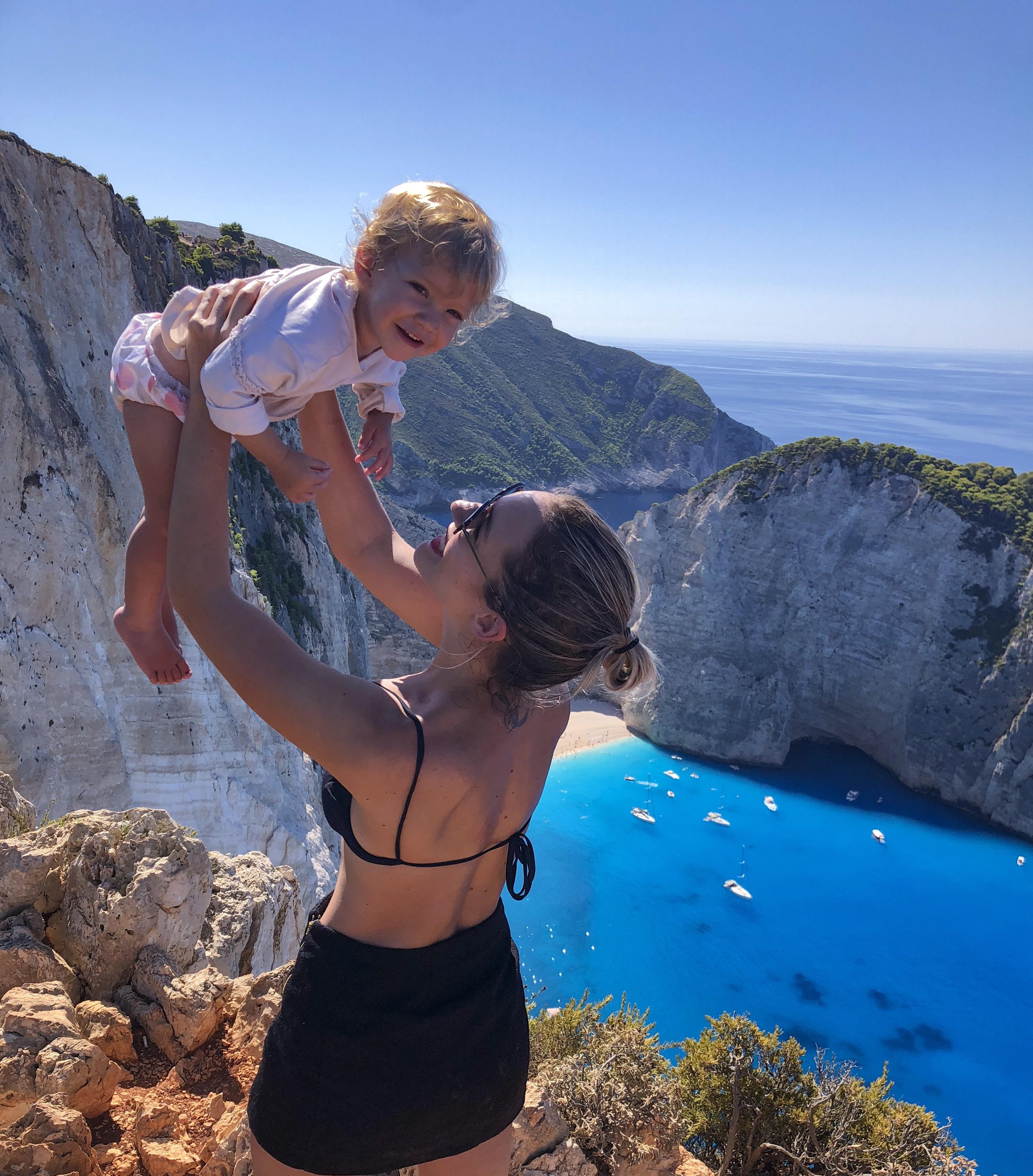 melhor destino de praia na Europa , Zakynthos, grecia