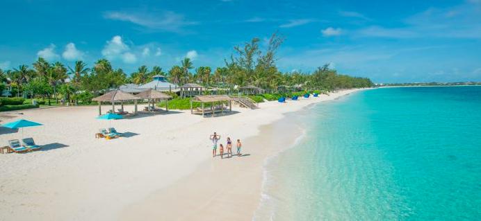 Praia Turks e Caicos