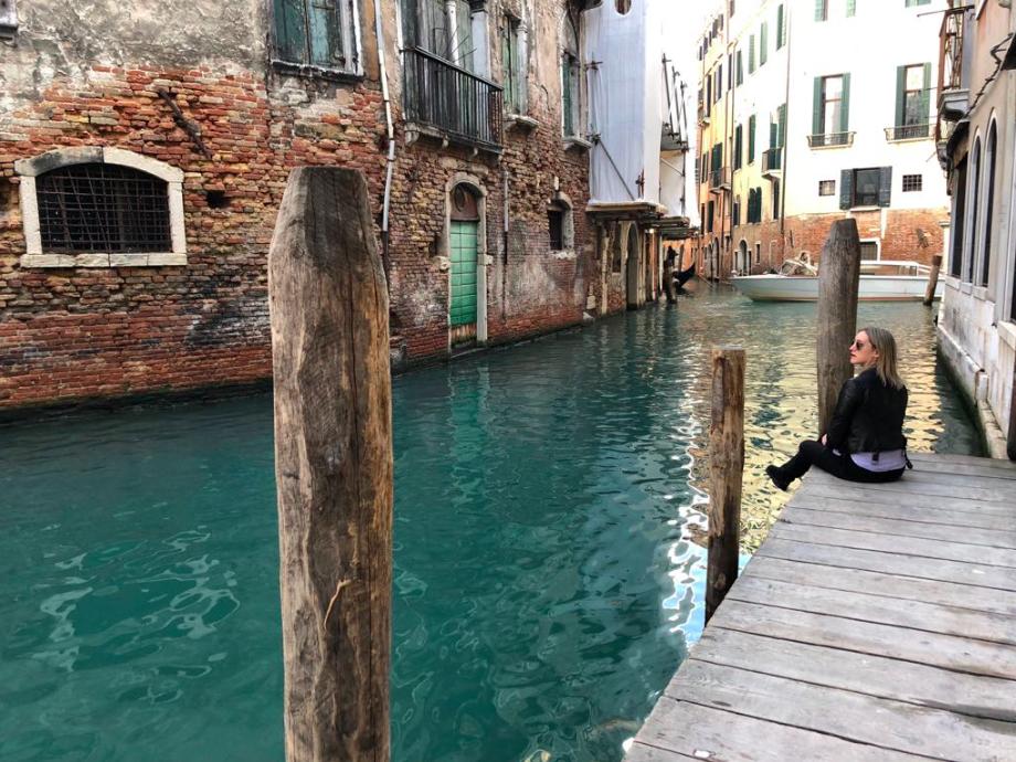 atividades imperdíveis em Veneza - gondola