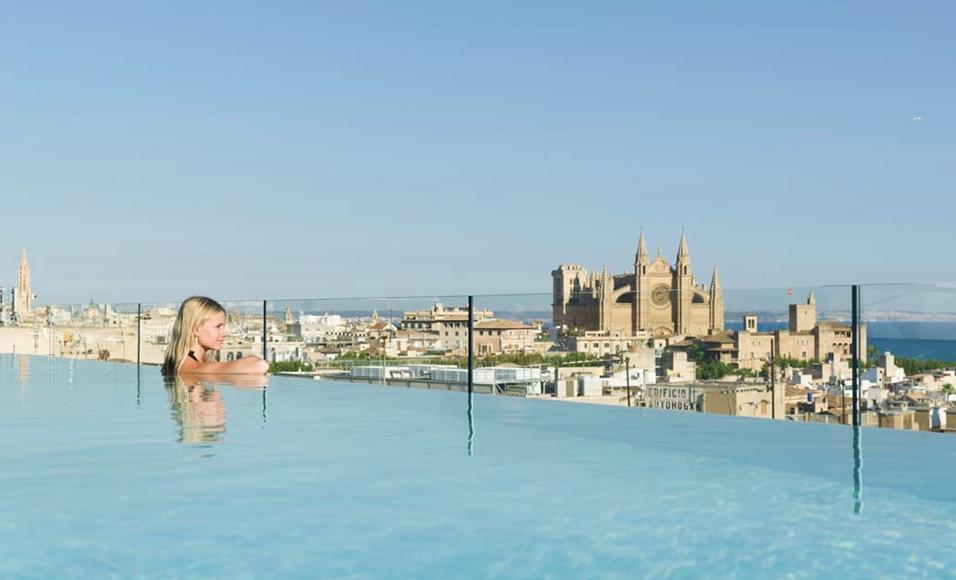 melhores hotéis em Maiorca