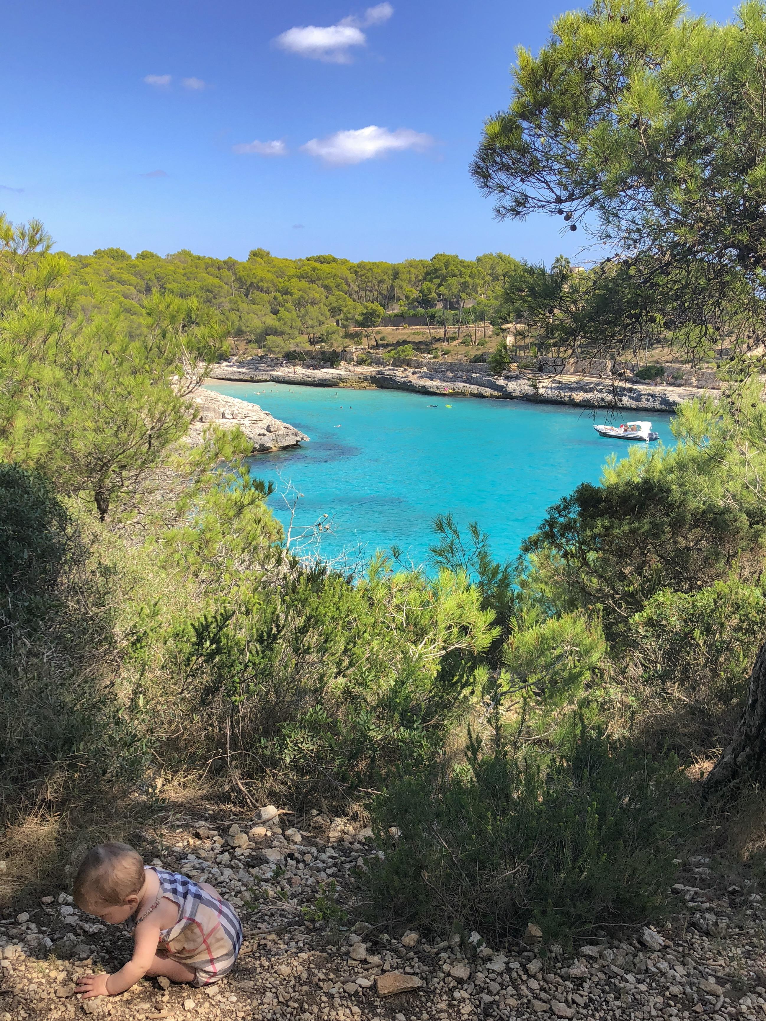 melhores praias das ilhas baleares - praias de Maiorca