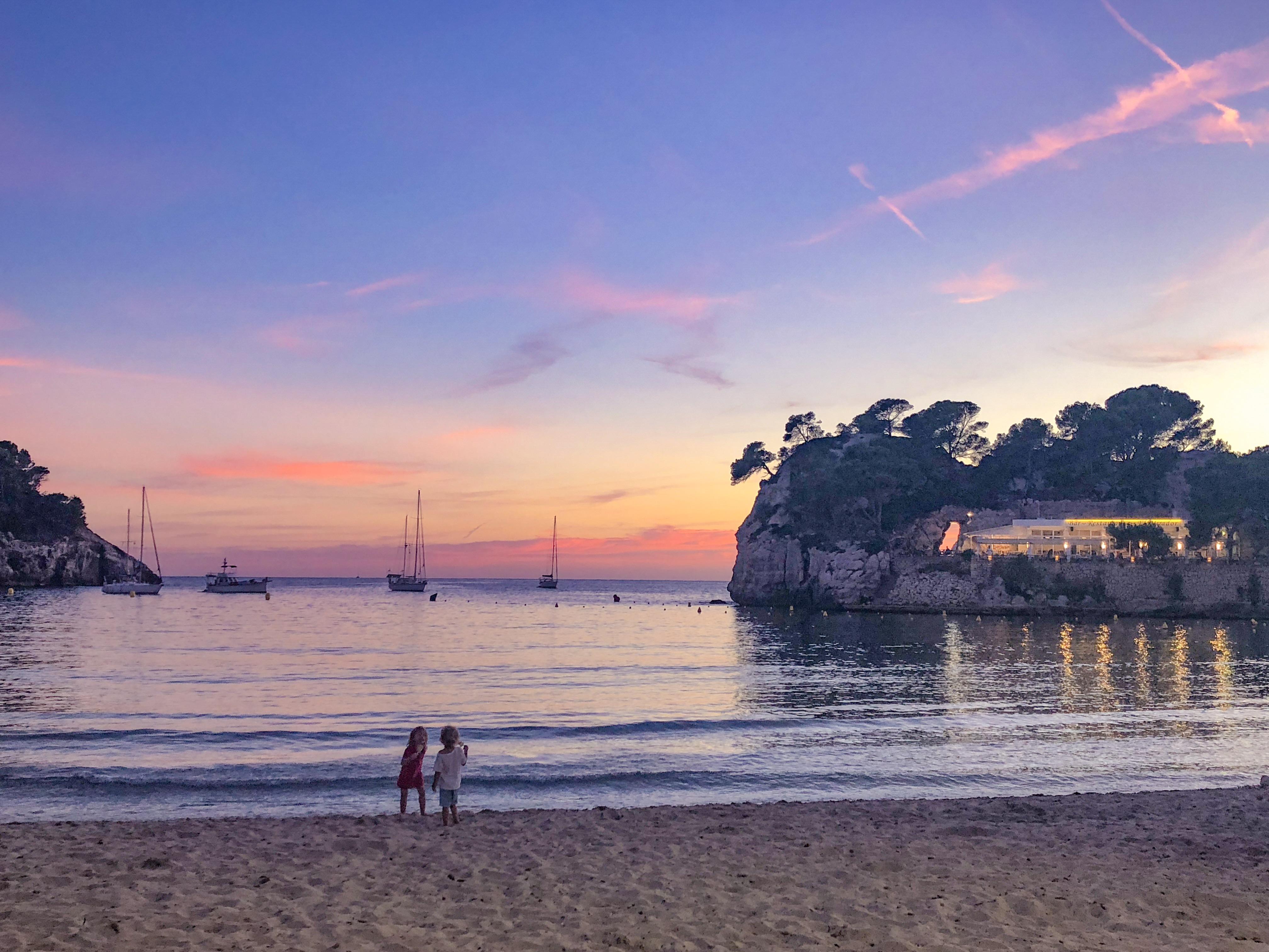Melhores praias mais lindas Menorca