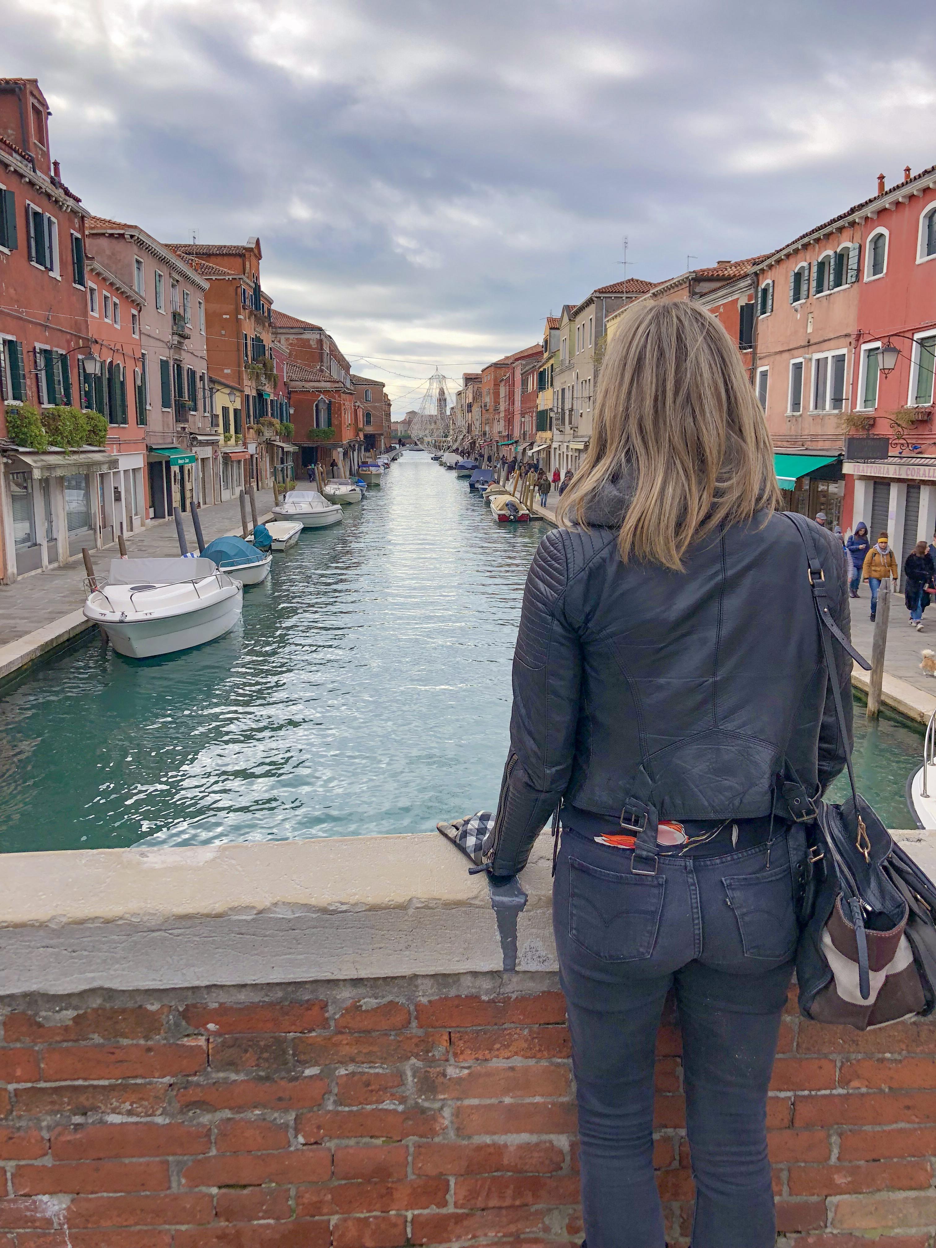 Guia de veneza - ilha Burano e Murano - o que fazer em Veneza