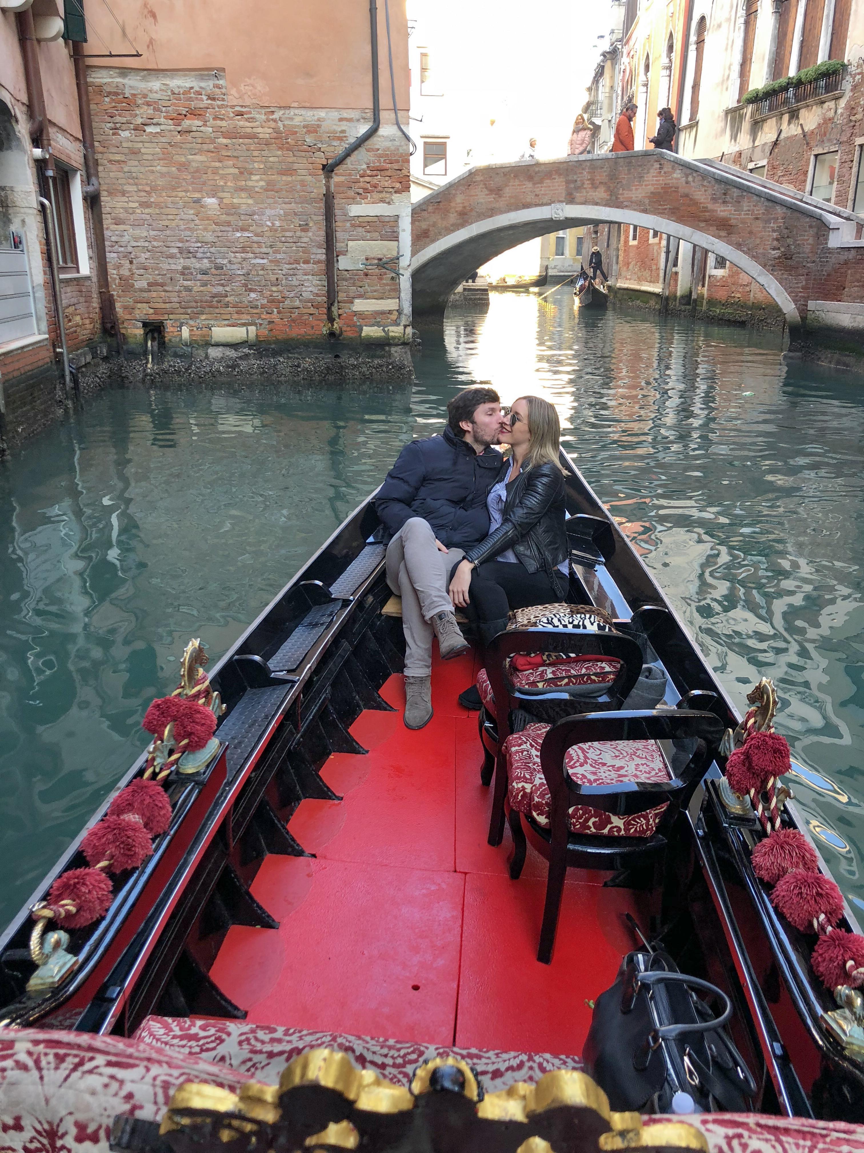 passeio gondola Veneza - guia veneza