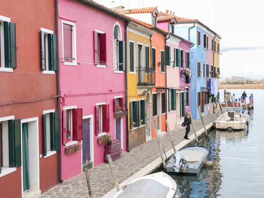 Guia de Veneza - o que fazer em Veneza - Ilha de burano e Murano