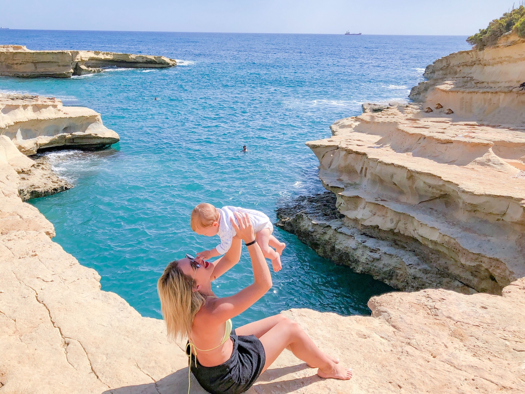 St Peter's Pool Malta - toque fazer em Malta