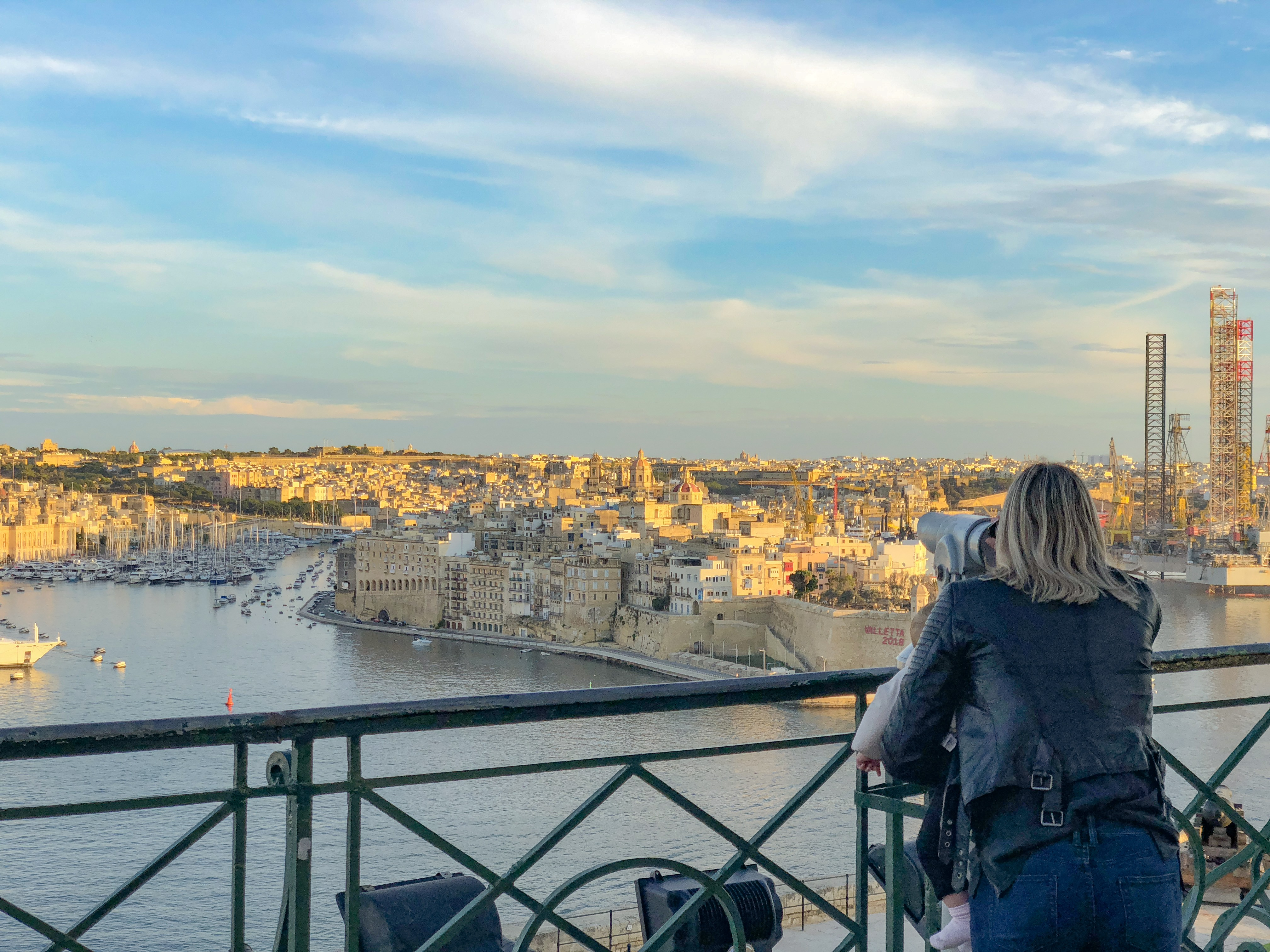 Three cities Valletta - o que fazer em Malta
