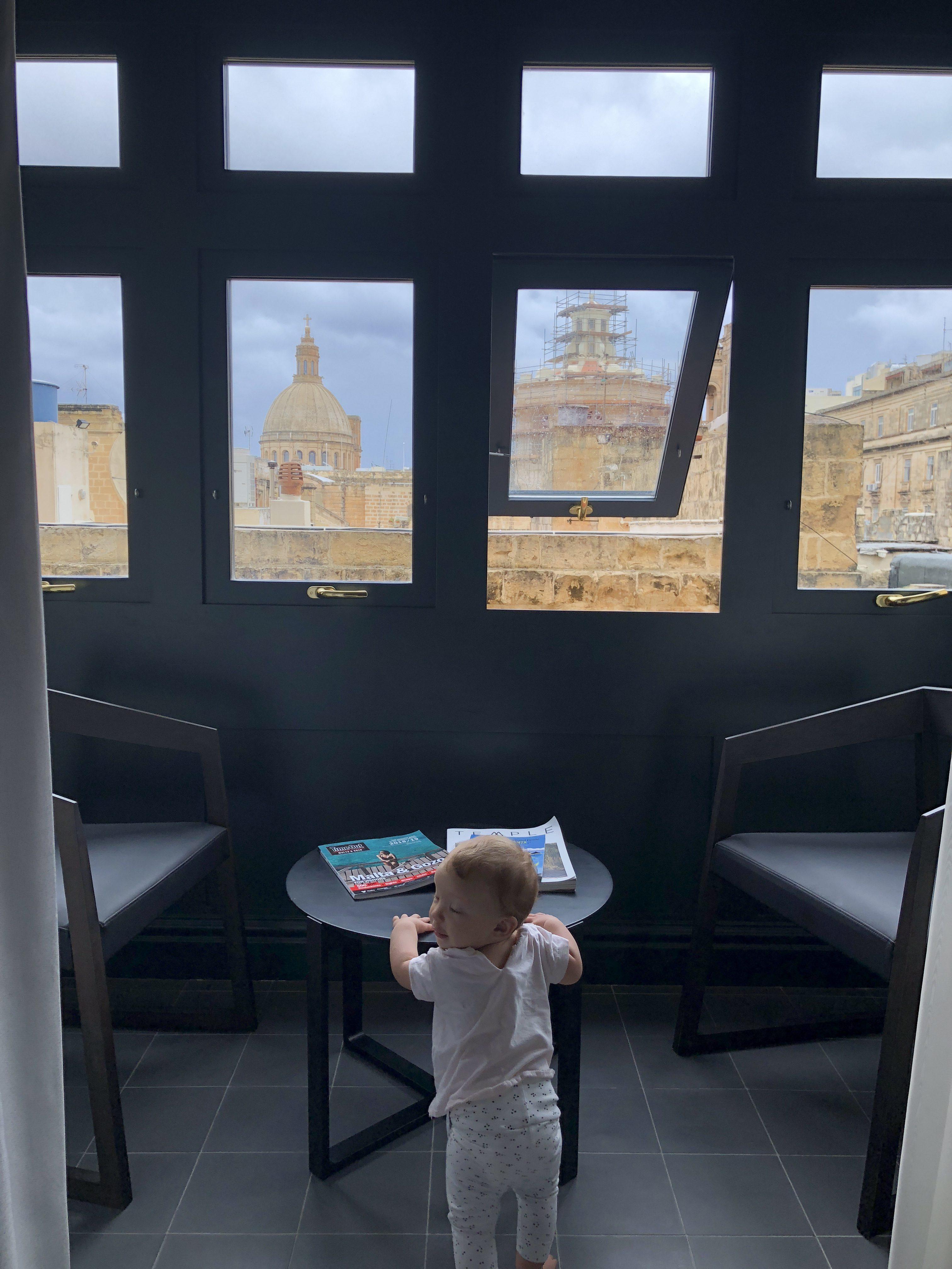 Valletta - hotel - o que fazer em Malta