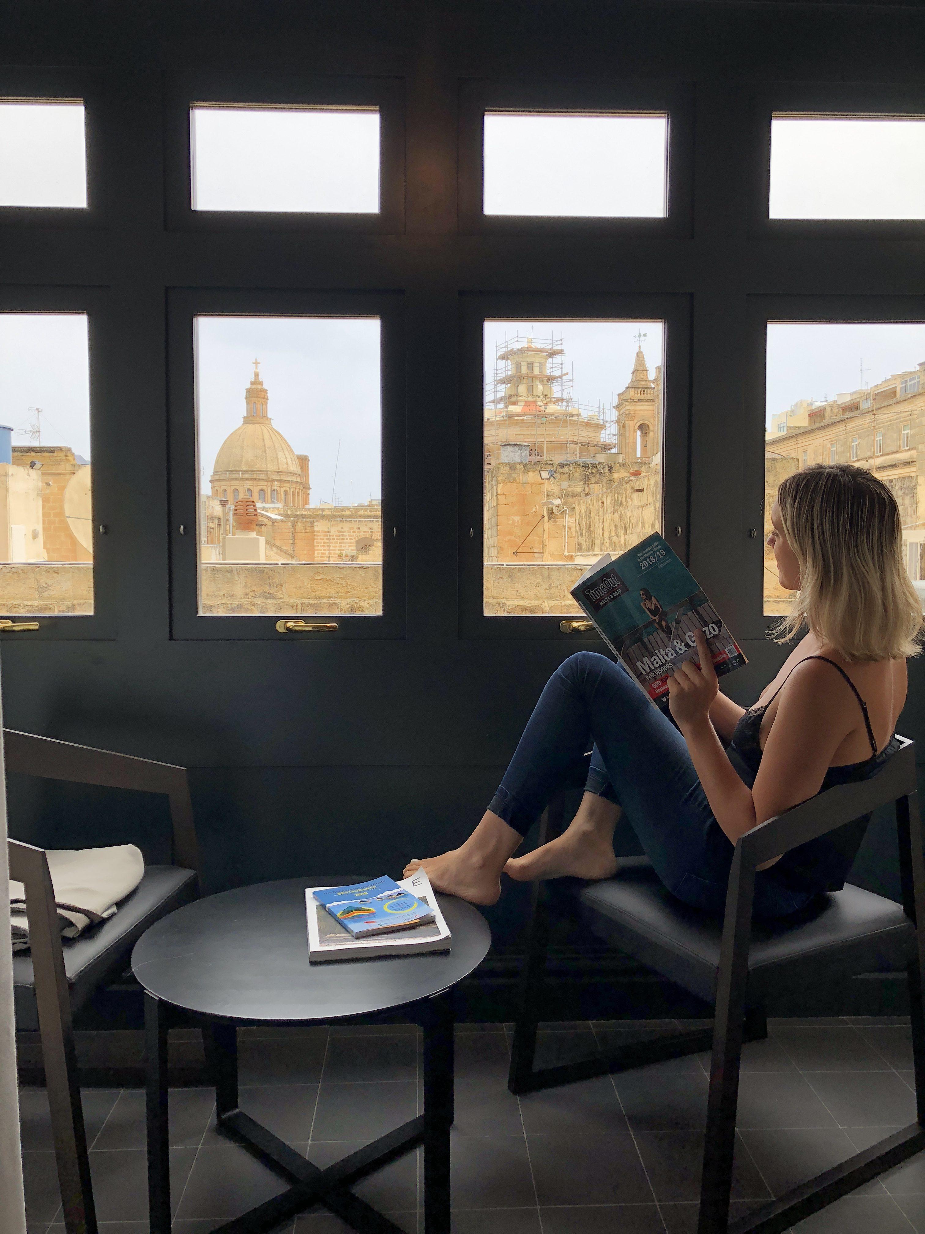 Onde dormir em Malta - Guia Malta